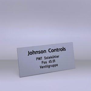 Produkte Anlagenkennzeichnung - Beispiel 2