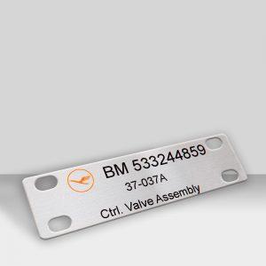 Produkte Kabelschilder - Beispiel 2