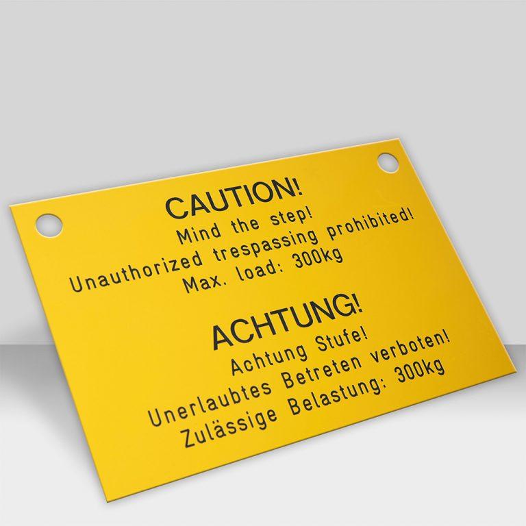 Produkte Warn - Beispiel 4